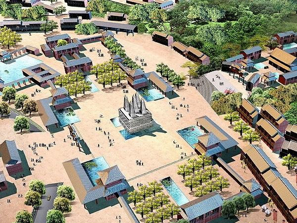 成都石经寺旅游区总体城市设计