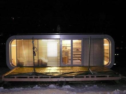 奥地利建筑师Gerold Peham的流动房屋
