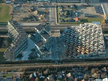 Infraworks地形修改资料下载-哥本哈根山坡地形公寓设计