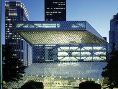 西雅图中央图书馆设计