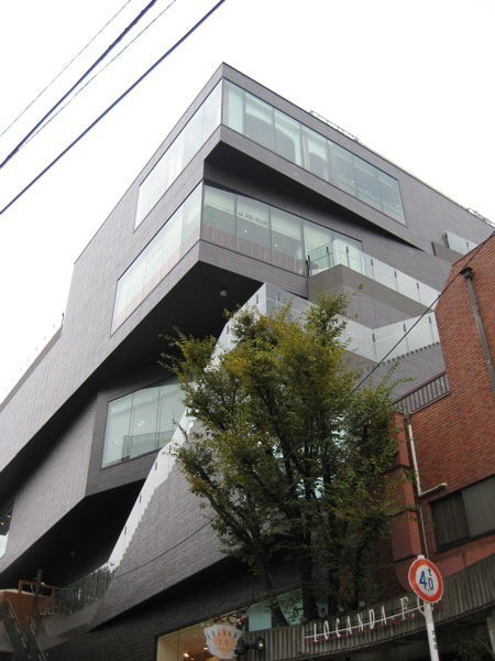 东京Gyre创意大厦
