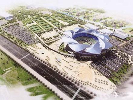 上海旗忠森林体育城网球中心