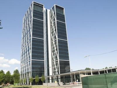 金融服务公司Ernst & Young的总部大楼设计