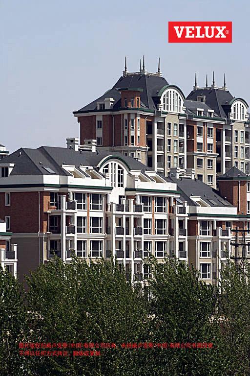 大连东城天下-威卢克斯高层建筑顶窗第5张图片