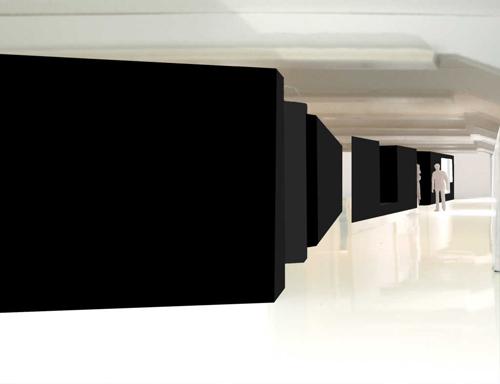 EM2N展览空间设计第5张图片