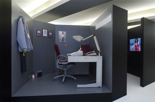EM2N展览空间设计第13张图片