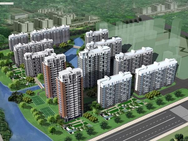 宁波鄞州居住-1地块建筑设计