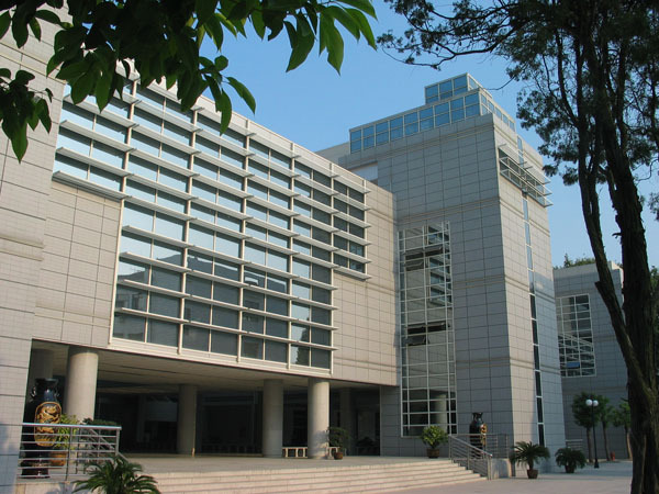 扬州中学科技信息图书资料中心