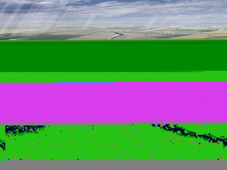崇明岛北湖地区新场地设计(New Terrain for the North Lake Regio