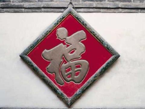 古建筑墙饰