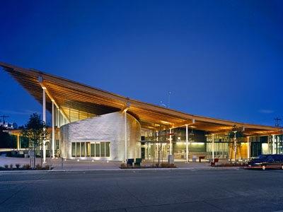 西雅图公共图书馆