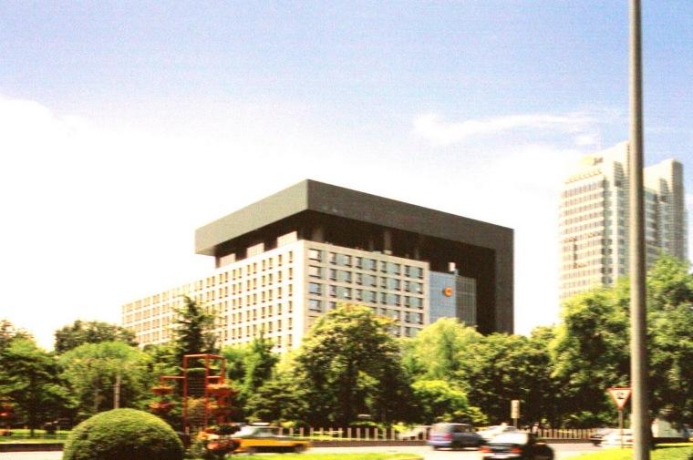 北京市人民检察院 新办公楼-曹晓昕建筑设计作品第4张图片