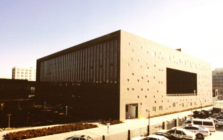 赤峰市财政局办公楼-曹晓昕建筑设计作品第6张图片