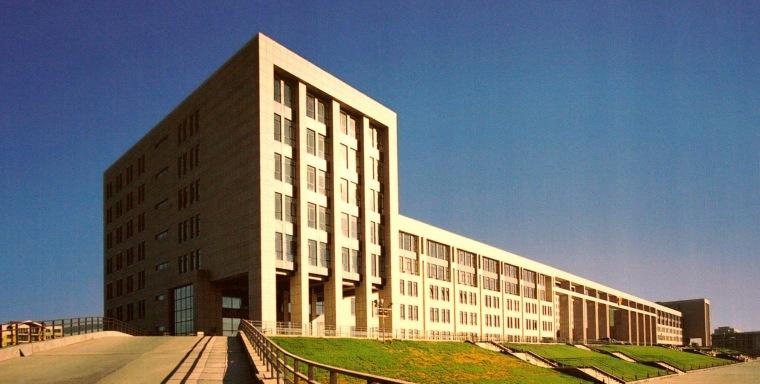 赤峰市综合行政中心-曹晓昕建筑设计作品第7张图片
