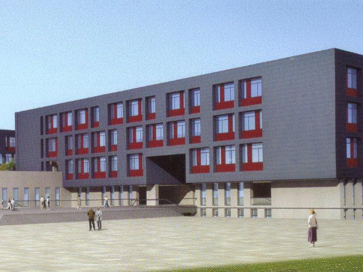 南京大学仙林校区公共教学楼