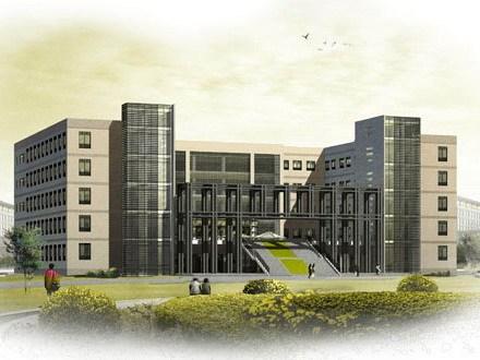辽宁科技学院新校区规划