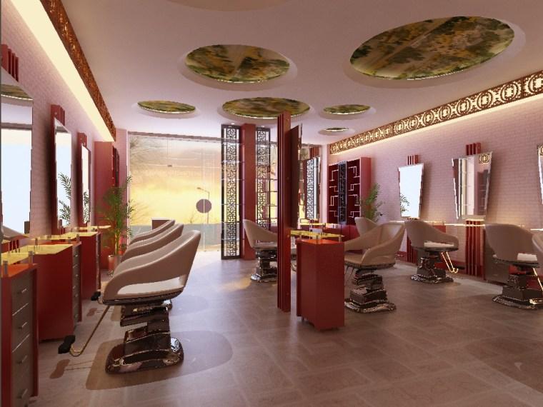 新中式美容院