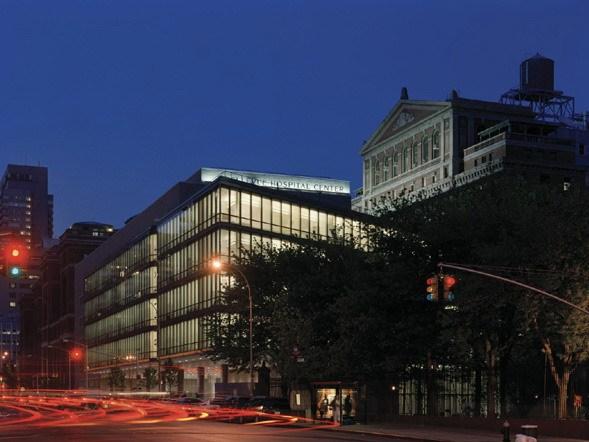 贝尔维尤医院中心门诊服务设施(Bellevue Hospital Center)
