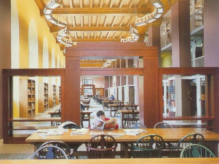 克利夫兰公共图书馆(Cleveland Public Library)