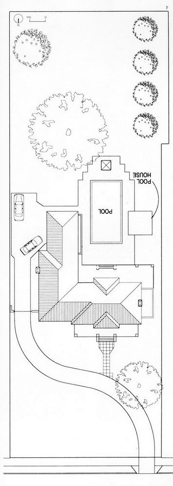 阿克里和歌德伯住宅(The Acree and Gardber Residence)第6张图片