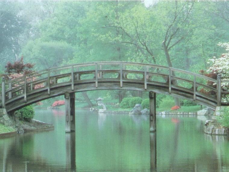密苏里植物园日本花园(Japanese Garden Missouri Botanical Garde