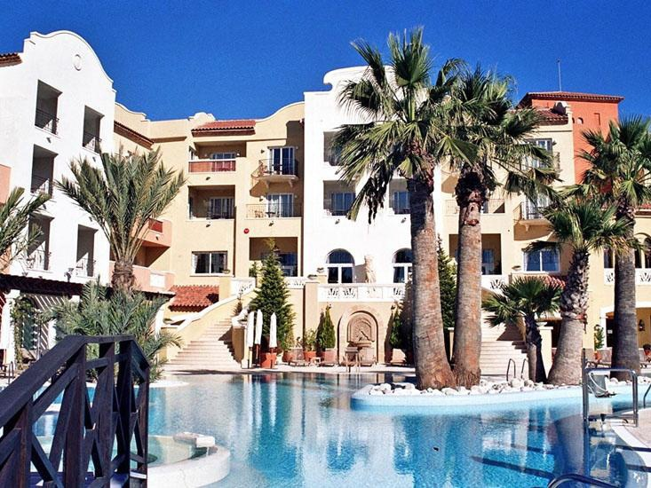 德尼亚拉塞拉万豪高尔夫度假酒店及水疗中心
