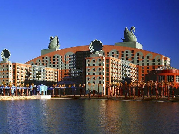 迪斯尼世界天鹅宾馆