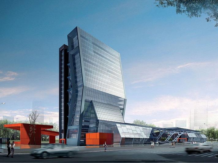 马鞍山钢铁集团指挥生产中心