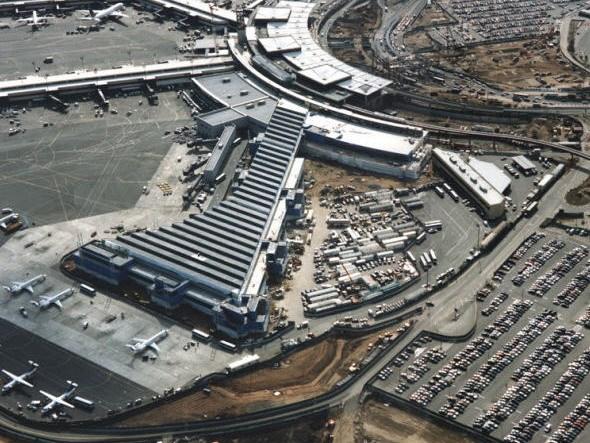 纽瓦克国际机场美国大陆航空公司C3航站楼扩建