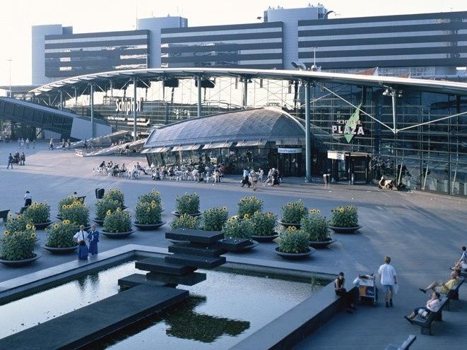 阿姆斯特丹史基浦机场史基浦广场