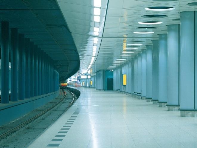 阿姆斯特丹史基浦机场火车站