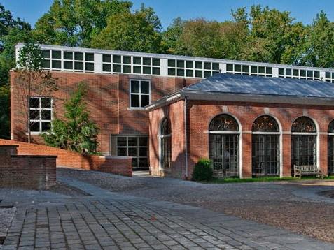 敦巴顿橡树园新图书馆