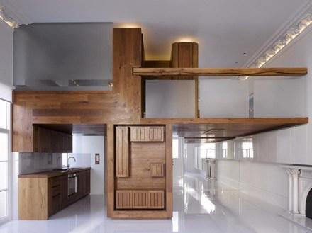 英国公寓室内装修设计