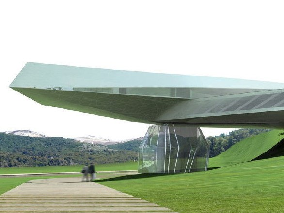 韩国Gyeonggi-do Jeongok史前博物馆