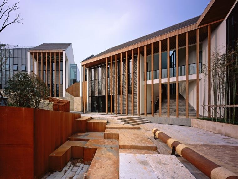 良渚文化村规划