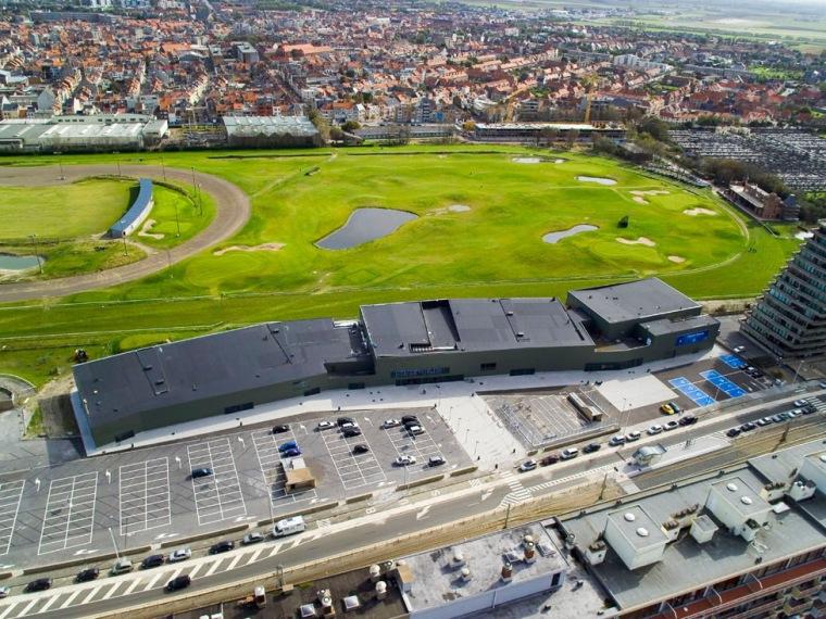 奥斯坦德皇家马场周边改建