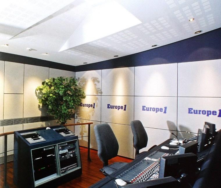 欧洲电视1台摄影棚第7张图片