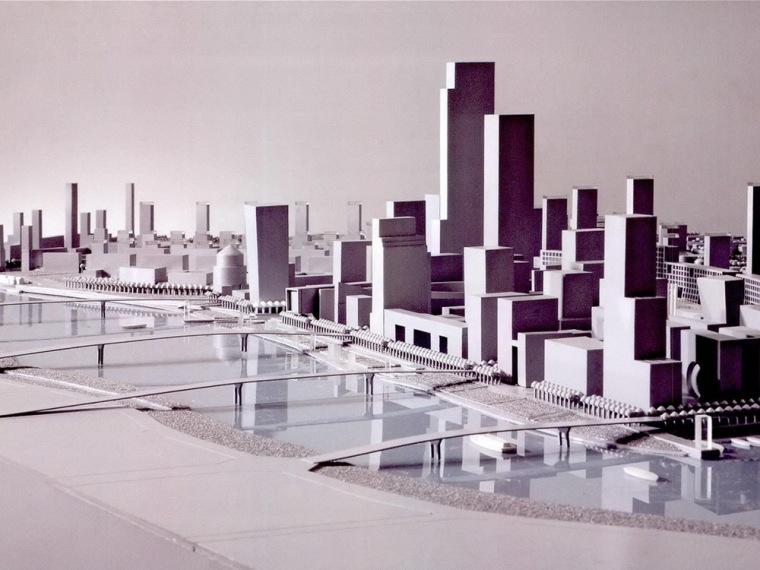 于家堡地区城市设计