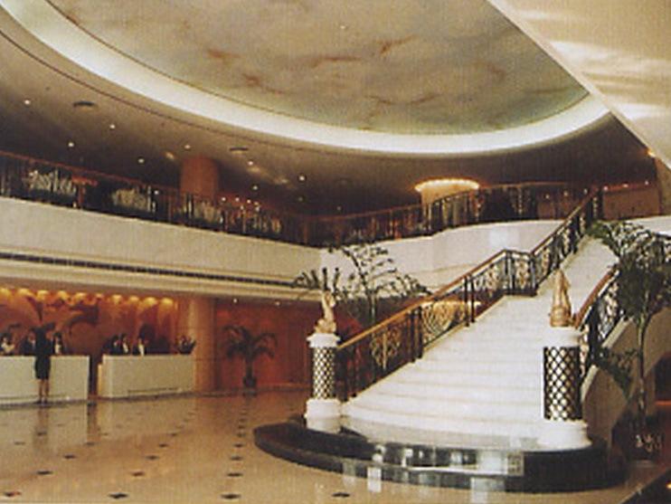 海德酒店——交通银行大厦