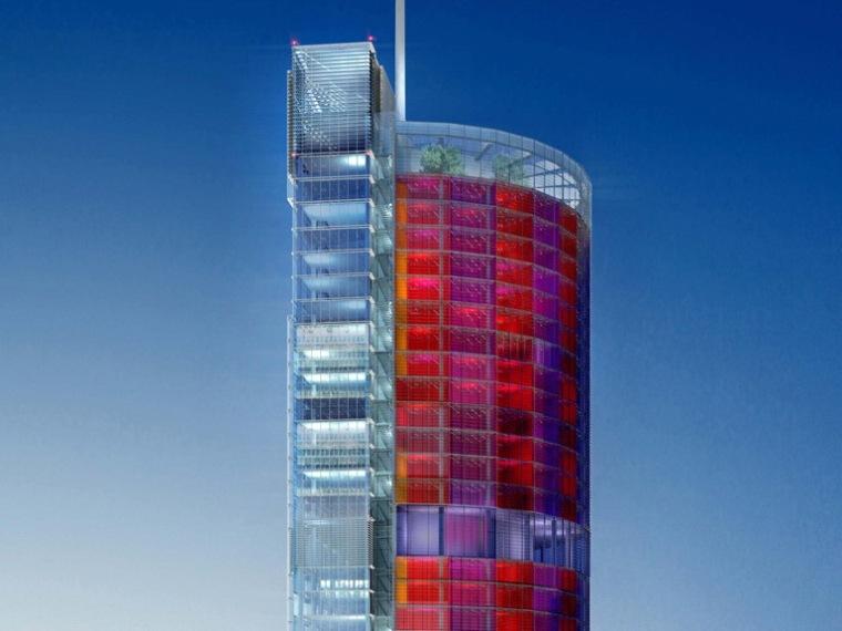 办公楼及多功能大厦