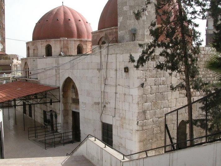 大马士rukniye清真寺