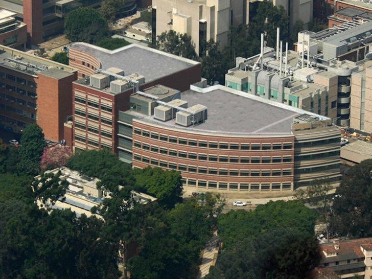 美国加州大学生物医学研究和骨科医院建筑研究中心