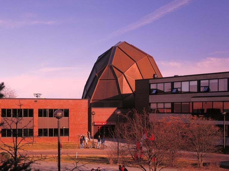 美国明尼苏达大学韦伯音乐厅