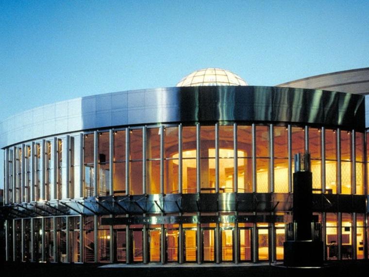 北卡罗莱纳州布卢门撒尔表演艺术中心