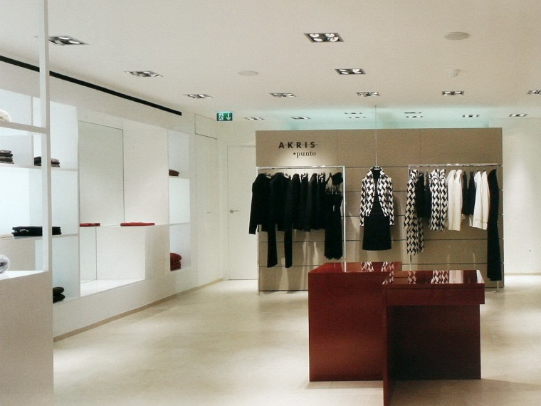 Hilmer&Sattler und Albrecht设计公司 精品时装店