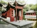 红与中国建筑文化