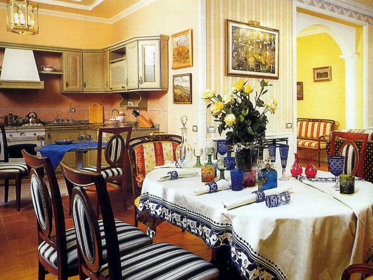 当代欧式家居艺术:餐厅