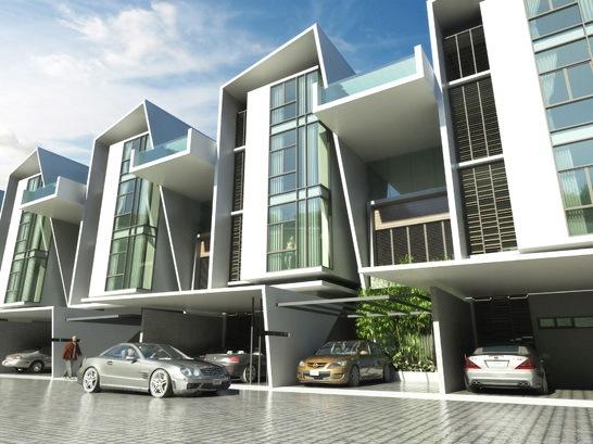 U-Thant豪华低层低密度住宅小区