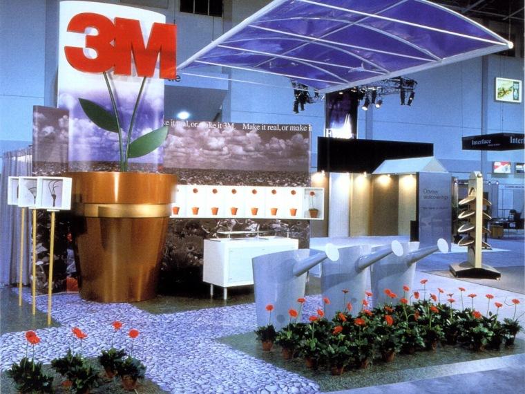 IIDEX展览会3M