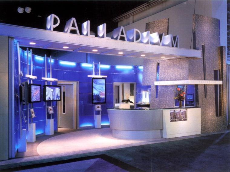 国际购物中心展览会Palladium